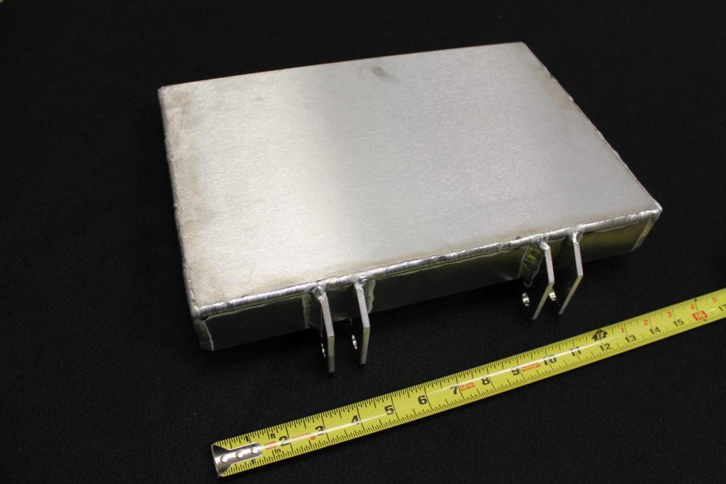 aluminum sheet metal enclosure cover 90604