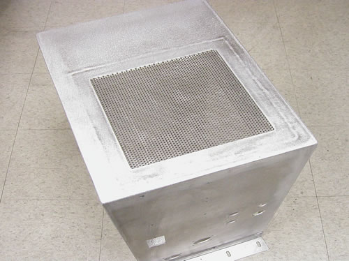 sheet metal fabrication Electrical Cabinet