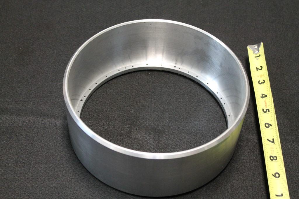 insert aluminum cnc machining