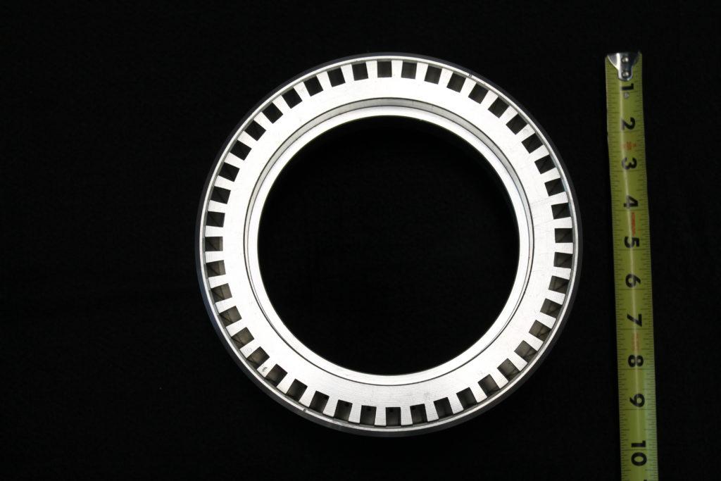 insert aluminum machining 90670
