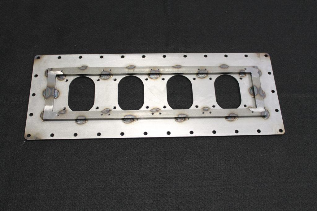 steel fabricator cover