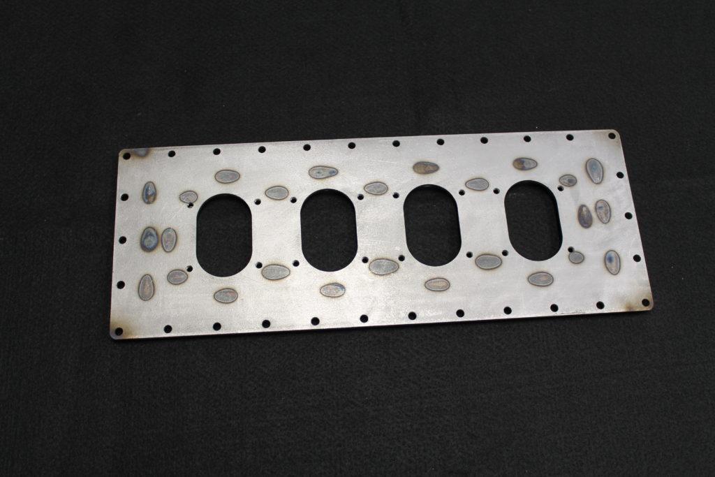 steel fabricator welded cover
