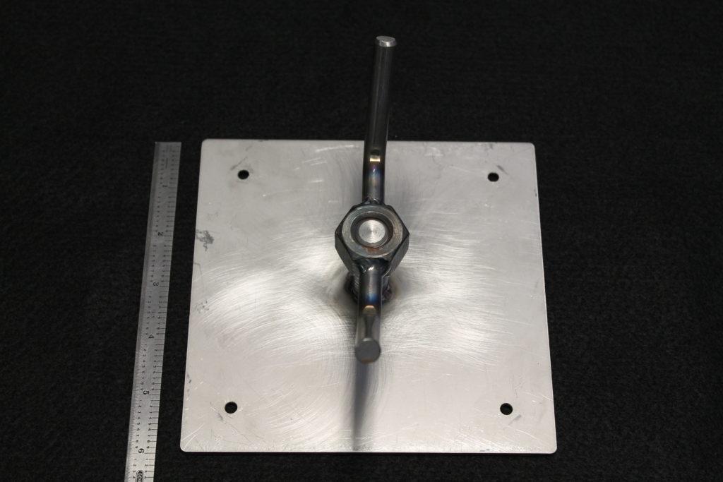 steel welding cover