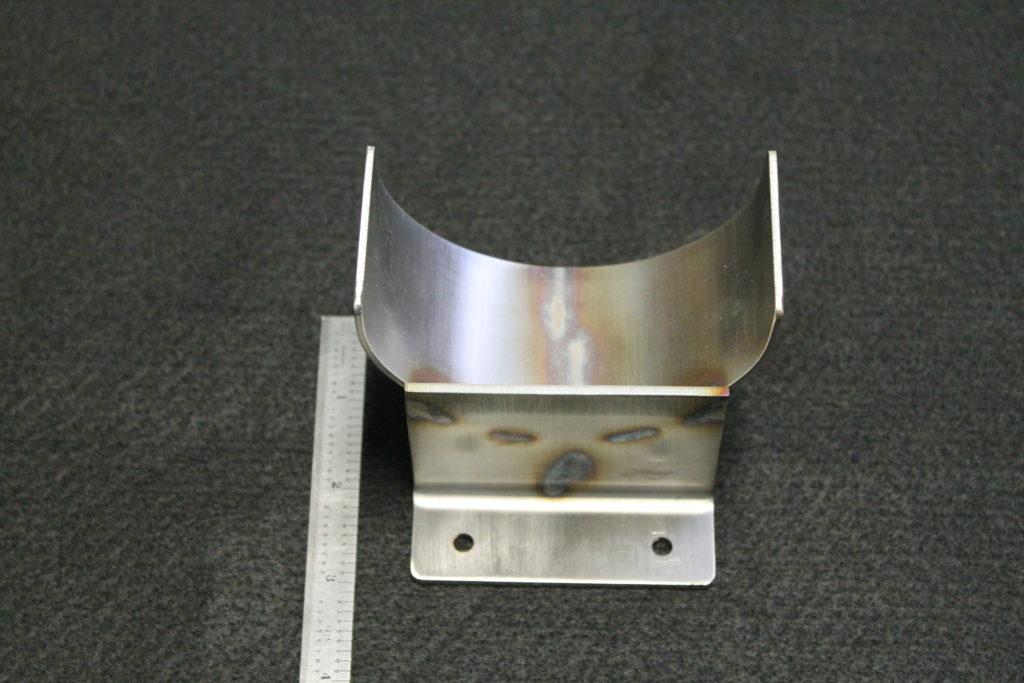 sheet metal bracket 90607