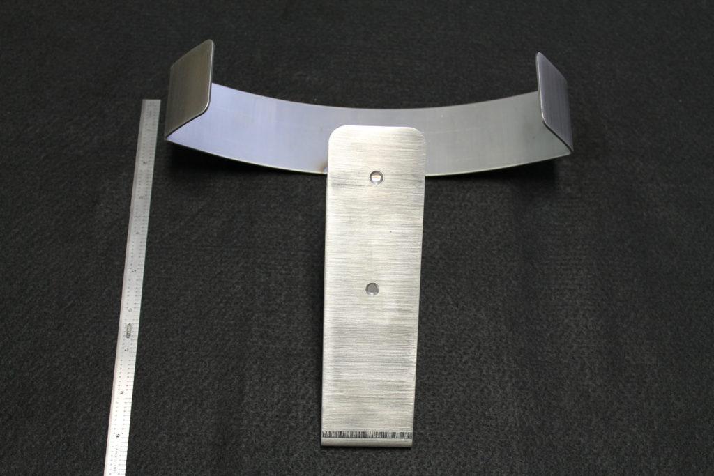 stainless steel sheet metal bracket