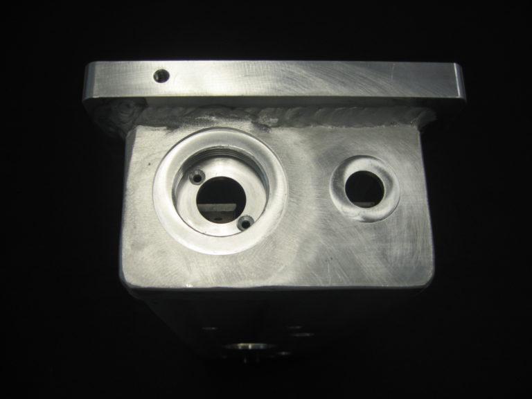 aluminum fabrication service 90241