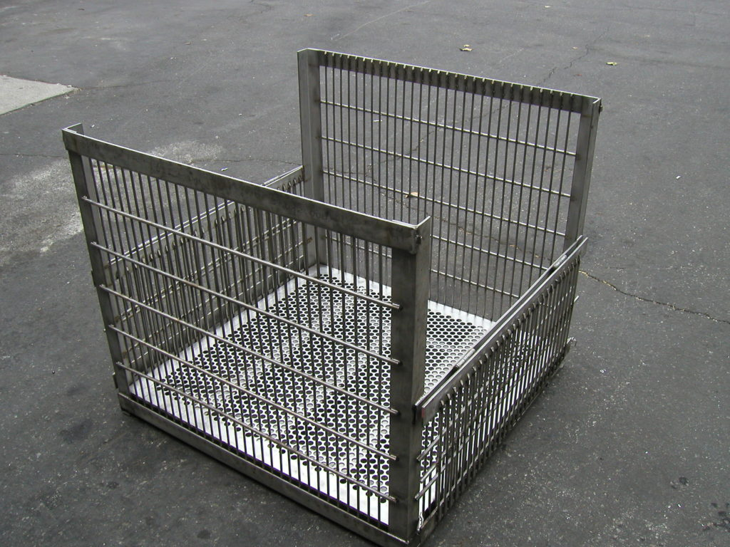 welding services basket