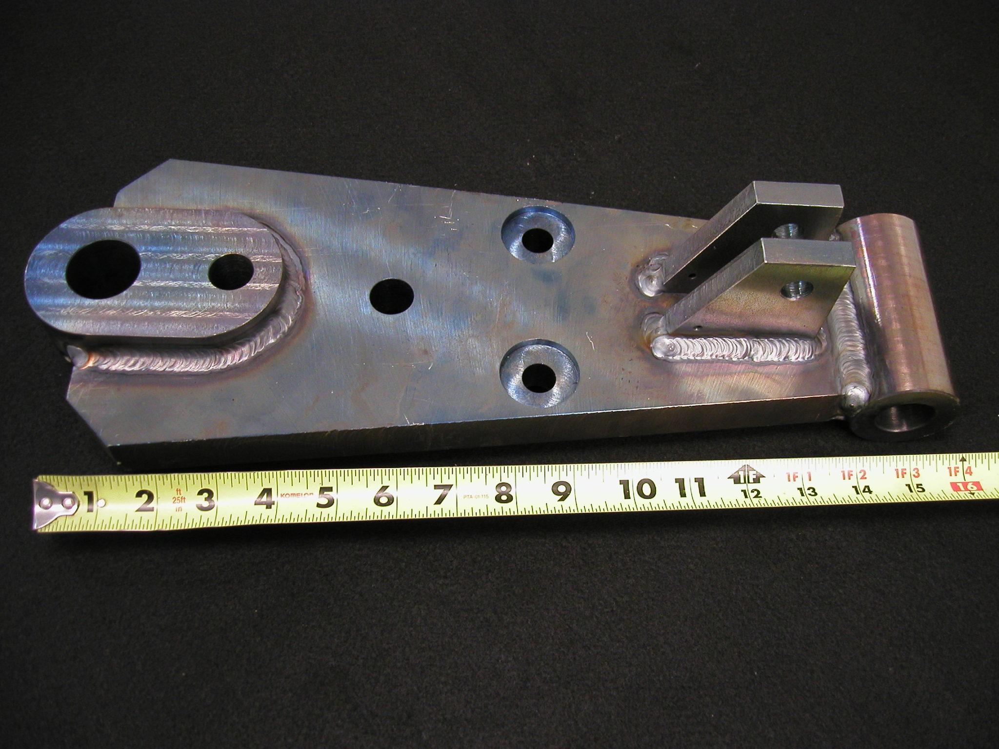 steel plate welding service