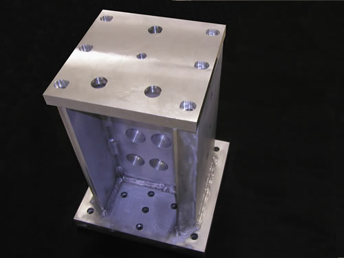 aluminum welding service 90277